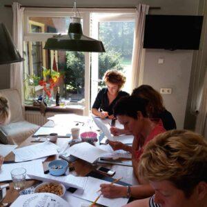 Handlettering workshop op locatie