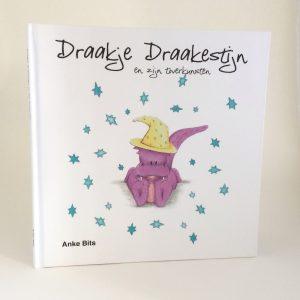 kinderboek draakje draakestijn