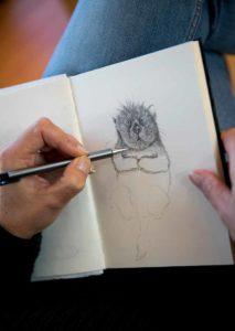 illustrator tekenen