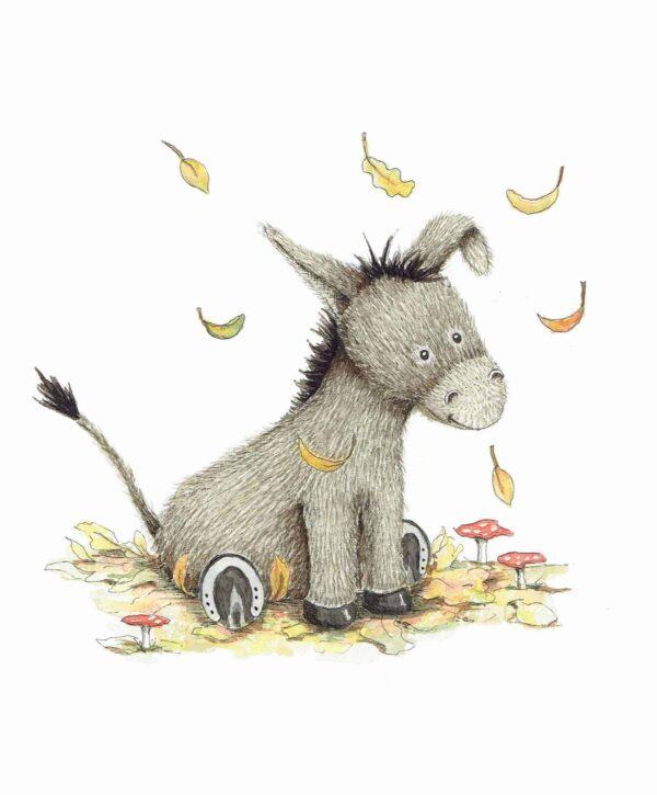 illustratie gratis kleurplaat herfst