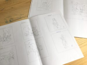 kinderboek illustreren hoe en wat
